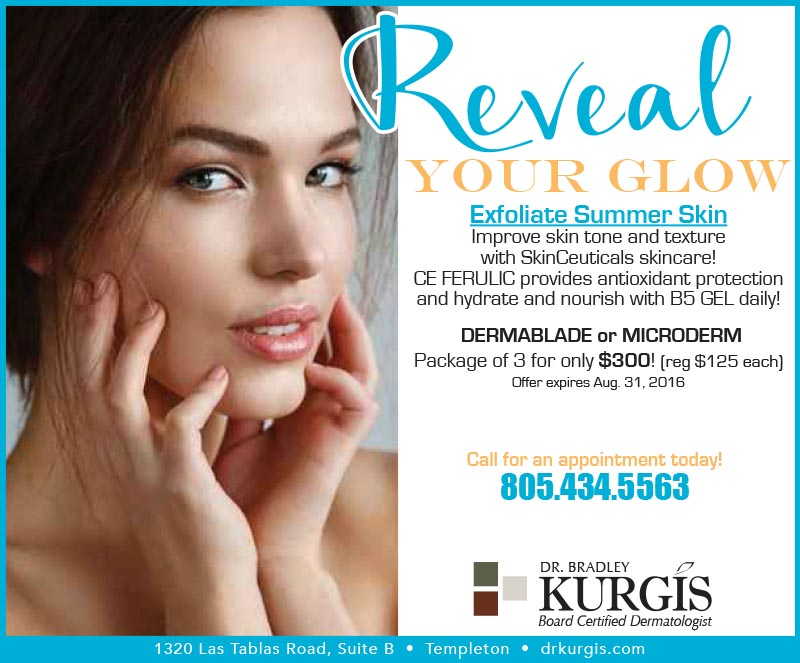 August Skin Care Specials
